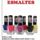 ESMALTE DE UÑAS CRAZY LOVE 9ML